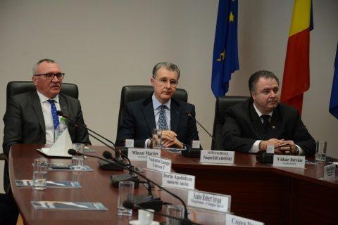 Principele Radu al României, în vizită de lucru la Consiliul Judeţean Cluj