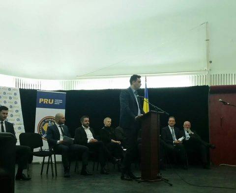 PRU și-a ales noua conducere națională. Clujeanul Alexandru Cordoș a fost ales vicepreședinte