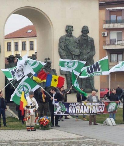15 martie – Noua Dreaptă impotriva separatismului maghiar