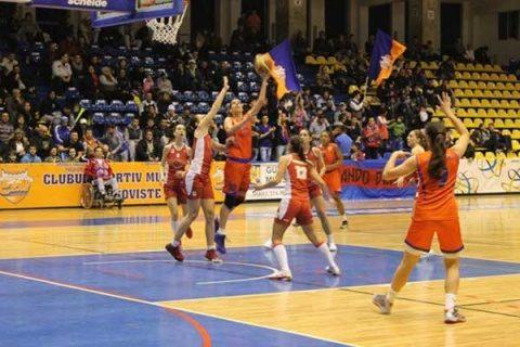 """""""U"""" Cluj a câștigat in extremis cu CSM Satu Mare, în Liga Națională la baschet feminin"""
