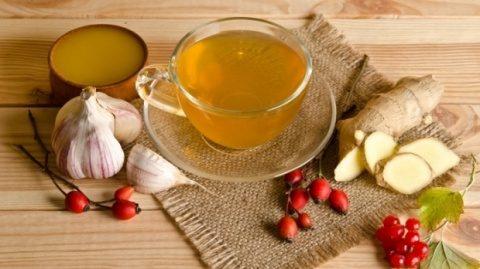 Ceaiul de usturoi: poțiunea magică pentru primăvară