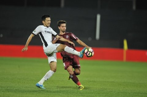CFR Cluj a învins Astra in play-off-ul Ligii 1