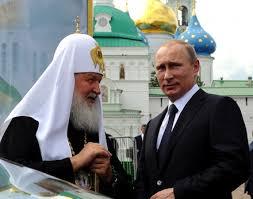 Putin a descoperit că a fost botezat de tatăl Patriarhului Rusiei, Chiril