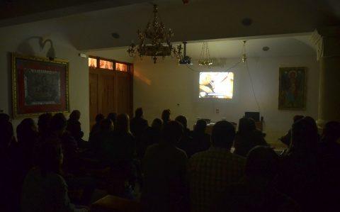 Tinerii ortodocşi clujeni au primit o imensă doză de zidire de la Doamnele demnității ronâneşti