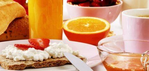 Servește micul dejun perfect