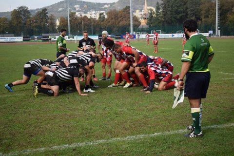 Rugbyștii Clubului Sportiv Universitatea Cluj se pregătesc de retur