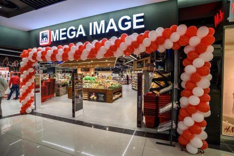 Mega Image deschide cel de-al treilea supermarket din Cluj-Napoca