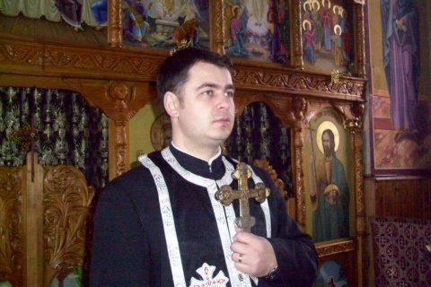Părintele Alexandru Ciui, noul protopop de Cluj II