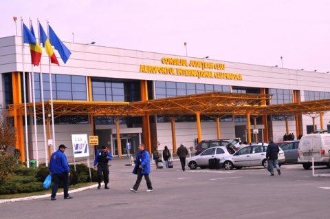 Aeroportul din Cluj-Napoca cel mai aglomerat din țară