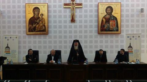 Festivitatea de premiere a elevilor participanți la Olimpiada Națională de Religie de la Cluj-Napoca