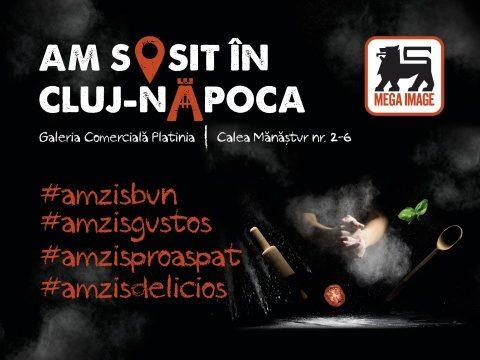 Mega Image anunță lansarea pe piața din Cluj-Napoca