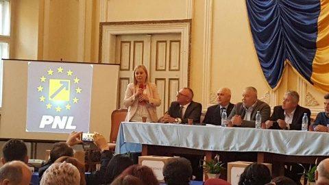 Alegeri pentru Biroul Politic Judeţean al PNL Cluj. Daniel Buda ales președinte