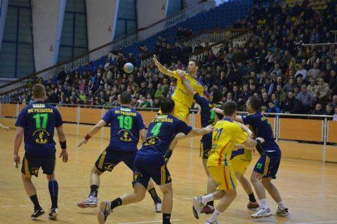 Potaissa Turda, locul 3 în Liga Națională de handbal