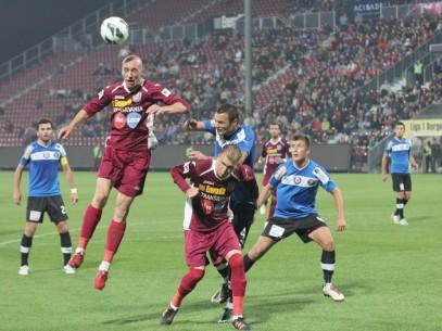 CFR Cluj câstigă cu Astra