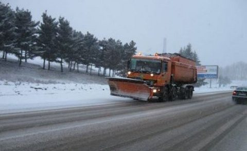La nivelul judeţului Cluj circulaţia rutieră se desfăşoară normal