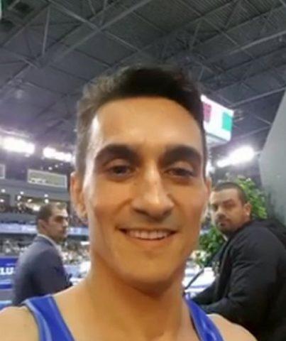 Marian Drăgulescu a adus aurul pentru România la Europenele de gimnastică de la Cluj-Napoca