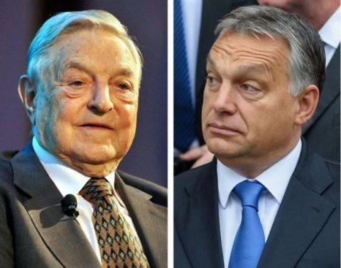 "Oficial cultural de la Budapesta: Soros a transformat Europa într-o ""cameră de gazare"""