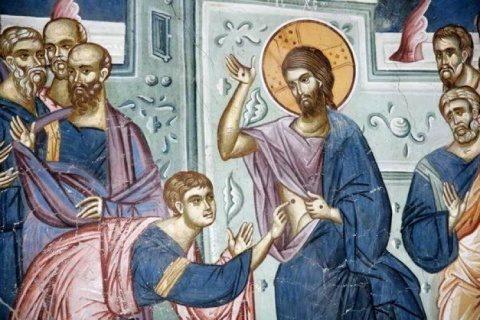 """Evanghelia de Duminică: """"Fericiți cei ce n-au văzut și au crezut"""""""