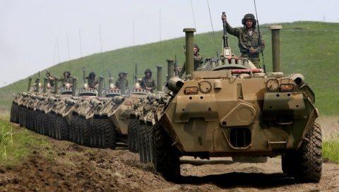 Putin și-a trimis tancurile la granița cu Coreea de Nord. Tensiune în creștere