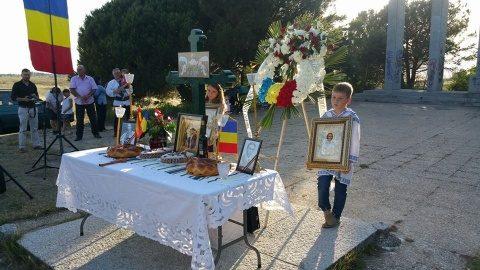 Românii din Spania i-au comemorat pe eroii neamului de sărbătoarea Înălțarea Domnului și Ziua Eroilor Români