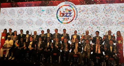 Compania românească CORAL IMPEX premiată cu THE BIZZ 2017 pentru excelenta in afaceri