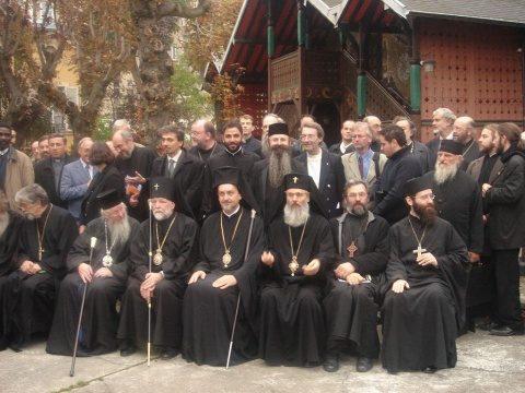 Frăția Ortodoxă pregătește Congresului Ortodox al Europei Occidentale la Paris
