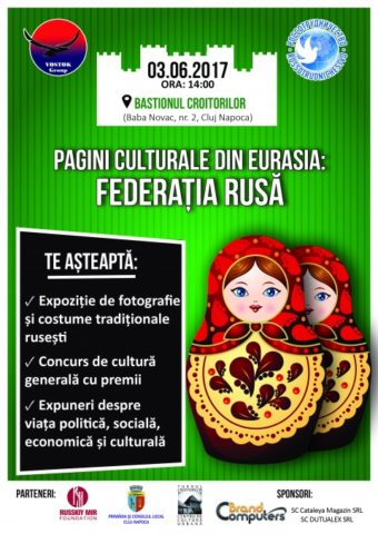 La Cluj: Pagini Culturale Din Eurasia: Federația Rusă
