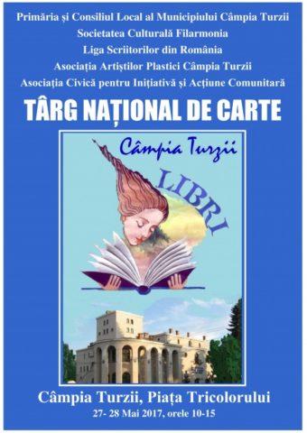 """Lansare biografie """"Valeriu Gafencu"""" la Târgul Naţional de Carte Câmpia Turzii LIBRI – 2017"""