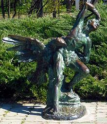 Poemul Zilei: Iubirea lui Prometeu