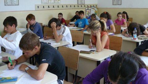 Școli curate la Cluj