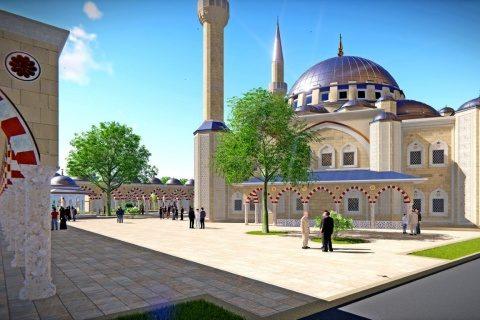 Turcii fac pasul înapoi pe proiectul mega-moscheii. Au scos proiectul de pe site