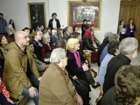 Clujenii au omagiat duminică seara Poezia în cătușe