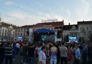 Vezi programul de vineri al Zilelor Clujului. Ce concerte sunt în Piața Unirii!