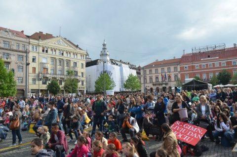 Vezi programul manifestărilor de duminică de la Zilele Clujului
