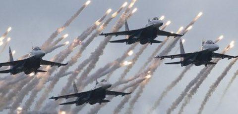Rusia gata de luptă aeriană cu SUA pe cerul Siriei