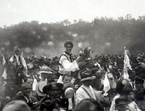 24 iunie 1927: S-a înființat Mișcarea Legionară. Vezi opinia istoricului Ioan Scurtu