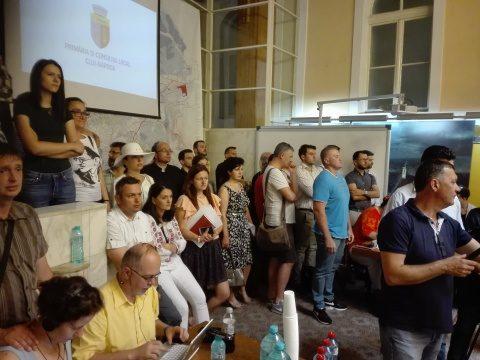 Emil Boc a retras proiectul referitor la schimbarea denumirii străzii Radu Gyr