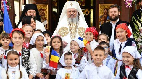 Patriarhul Daniel, primul interviu după 10 ani: Catedrala Mântuirii Neamului este un mandat primit de la înaintași. E o necesitate practică și are și o valoare de simbol al unei biserici dedicate comemorării eroilor poporului român din toate timpurile