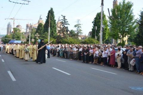Restricții de circulație cu ocazia procesiunii de Rusalii