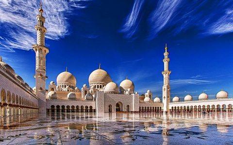 """Moschee botezată """"Maria, Maica lui Iisus"""" în Emiratele Arabe Unite"""