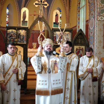 """Episcopul Macarie Drăgoi: """"În jurul nostru vedem năvala care se pornește asupra bunei-cuviințe, normalității, inocenței, familiei, comunităților, Bisericii, iar toate acestea nu vin de la un singur duh necurat…"""""""