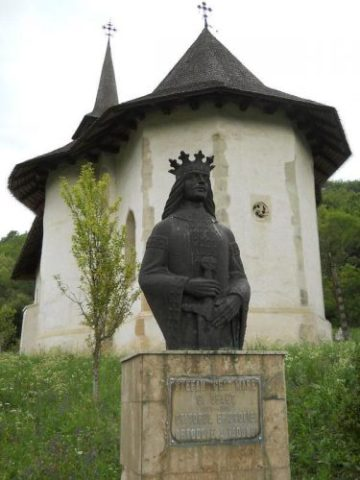 Ștefan cel Mare, cinstit la mănăstirile clujene Vad și Feleacu
