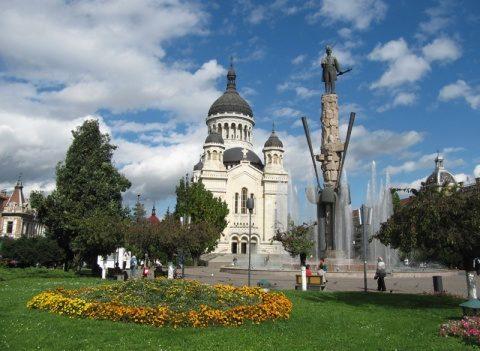 Jubileul Marii Uniri, marcat de Arhiepiscopia Clujului