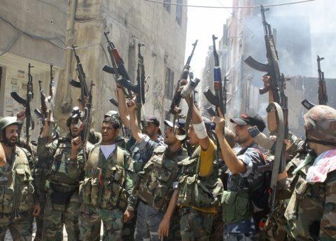 Abandonaţi de CIA, rebelii sirieni semnează un acord cu Rusia