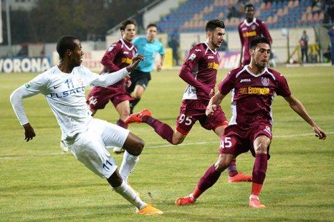 Jucător de la CFR Cluj, pe cale sa prinda transferul carierei