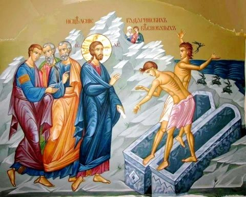 Evanghelia de Duminică: Cine fuge de Împărăție este robit de vrăjmașii ei
