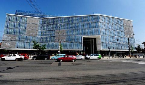 The Office s-a finalizat.Cel mai modern complex de birouri din Cluj Napoca