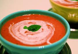Slăbește cu supe reci, de vară