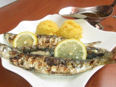 Sardina, aliment esențial în dieta anti-îmbătrânire?