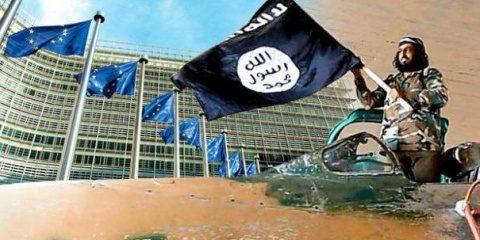 ISIS tot mai activ în Ucraina
